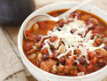 Sweet & Spicy Mixed Bean Chili