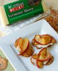 Apple Pie & Cheddar Pretzel Crisps