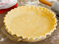 Easy Flaky Greek Yogurt Pie Crust