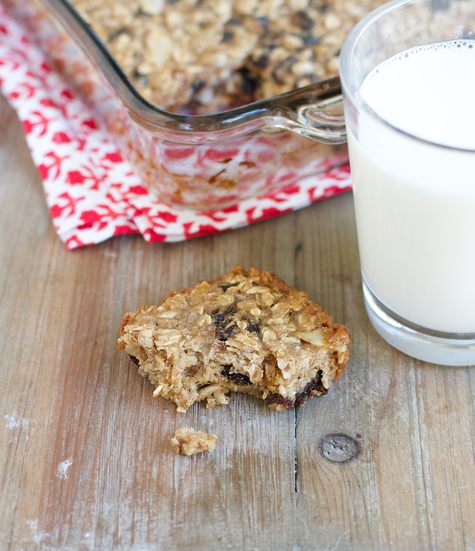Whole Grain Get-Up-and-Go Bars