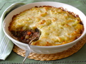 Shepherd's Pie with Cabot Cheddar Crust