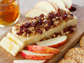Cheddar with Honey, Walnuts & Dried Cherries