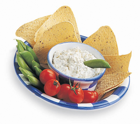 Veggies With Dilly Dip