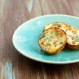 Crustless Asparagus & Rosemary Mini-Quiches