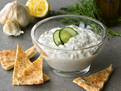 Greek Yogurt & Cucumber Sauce (Tzatziki)