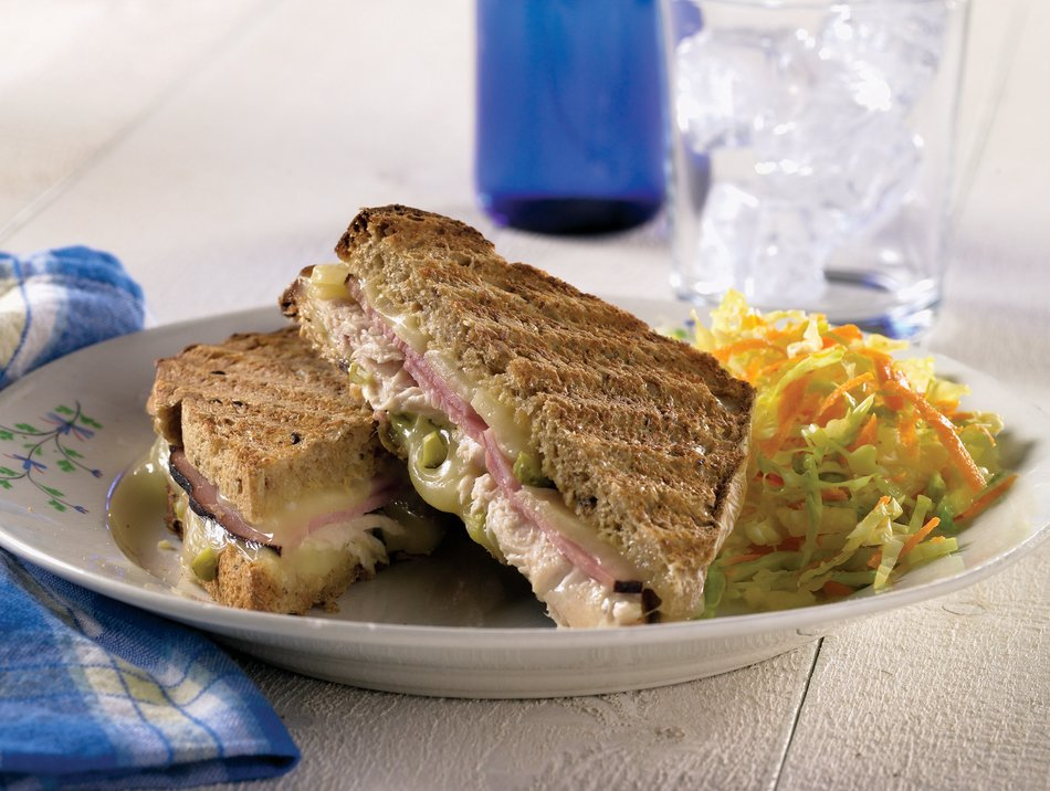 Cuban-Style Grilled Cheese Sandwiches | With Cabot Cheddar | Cabot ...