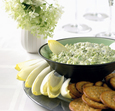 Hot Broccoli-Cabot Cheddar Dip