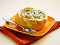 Fish & Cabot Cheese Chowder